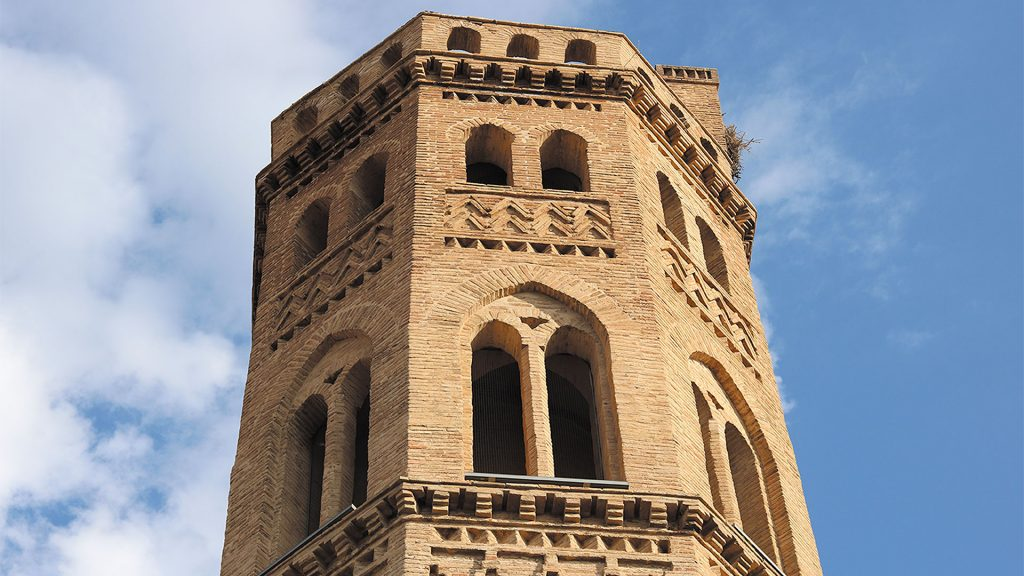 Alagón torre San Pedro