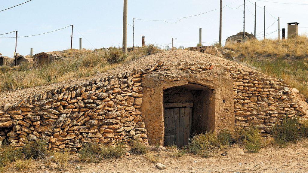 Bárboles_Casas Cueva