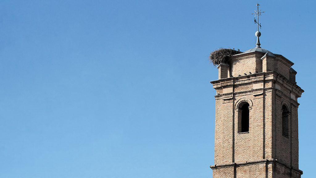 Cabañas de Ebro_Torre iglesia