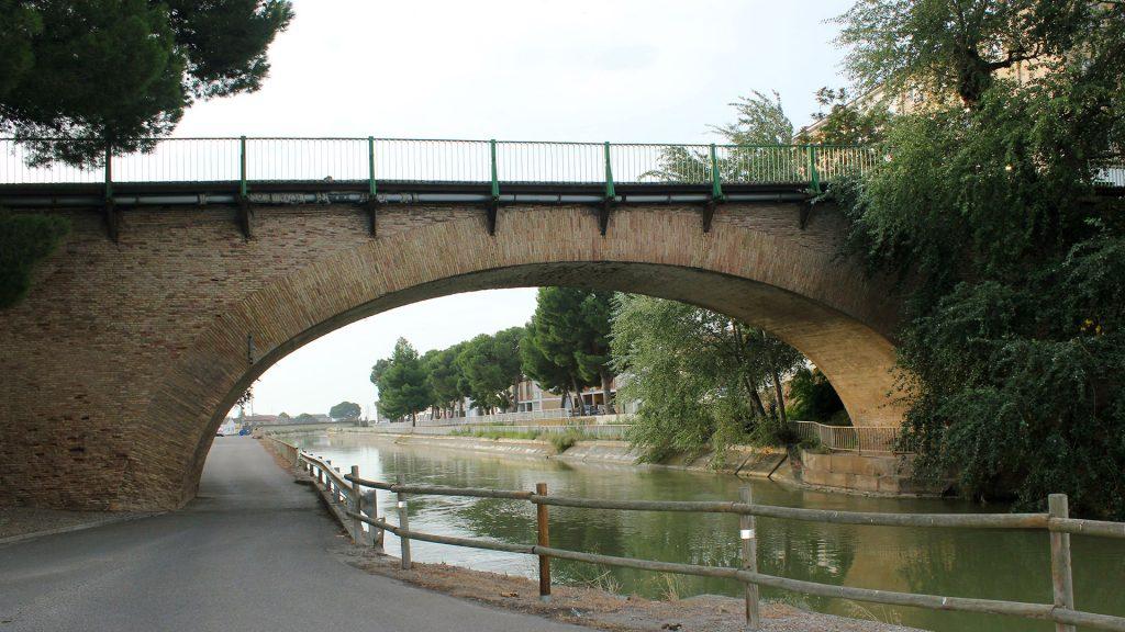 Gallur_Puente canal