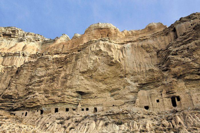 Casas cueva en Remolinos