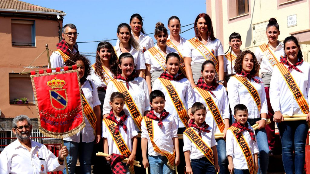 Alcalá de Ebro_Grupo dance