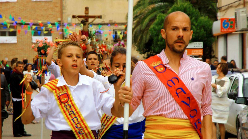Boquiñeni_Baile castañuelas