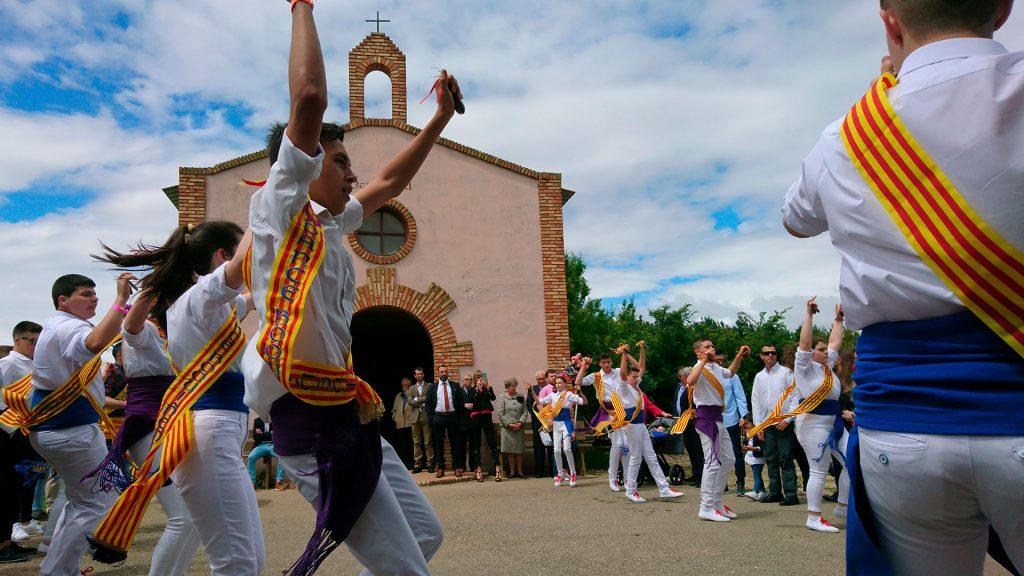 Boquiñeni_Baile ermita