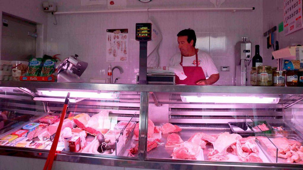 Carnicería de Pradilla de Ebro