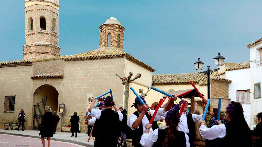 Pradilla de Ebro_Dance iglesia