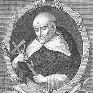 grabado de Fr.Antonio Garces