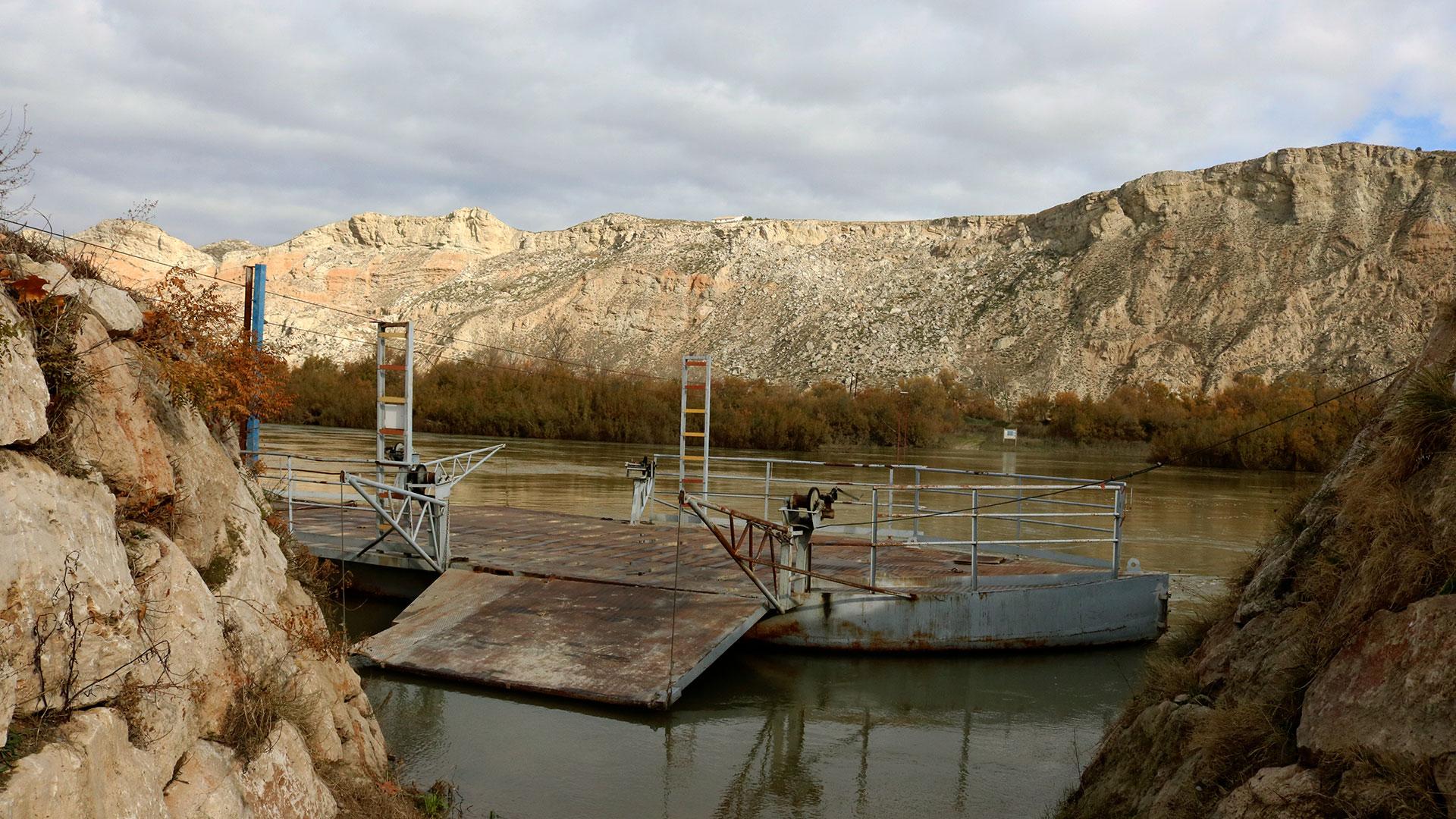 Barca del Castellar Torres de Berrellén