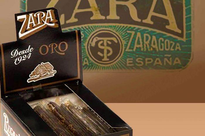 Regaliz de la fábrica de regaliz Zara.