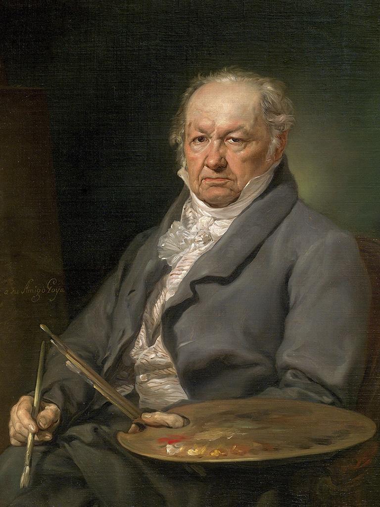 Retrato Goya