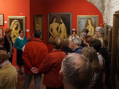 museo de arte iberoamericano de alagon