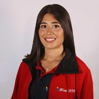 Sonia López Manero miembro del proyecto de Recursos Digitales para la Comunicación Turística y Cultural de la Escuela Taller Ribera Alta del Ebro III