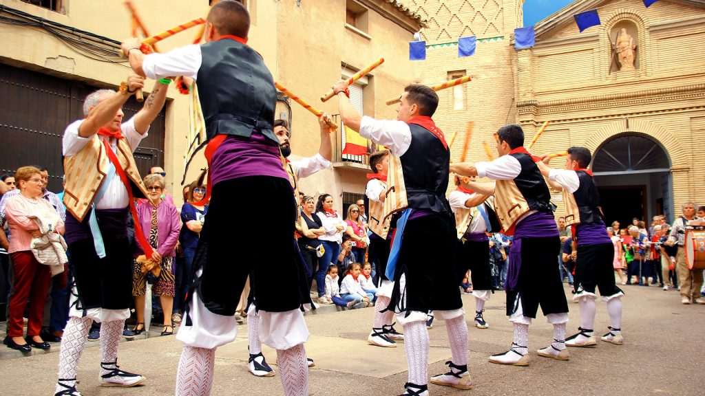 Dance de Torres de Berrellén