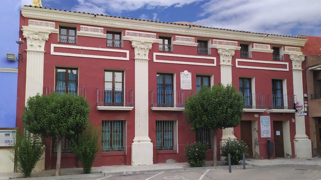 Palacio Duques Torres de Berrellén