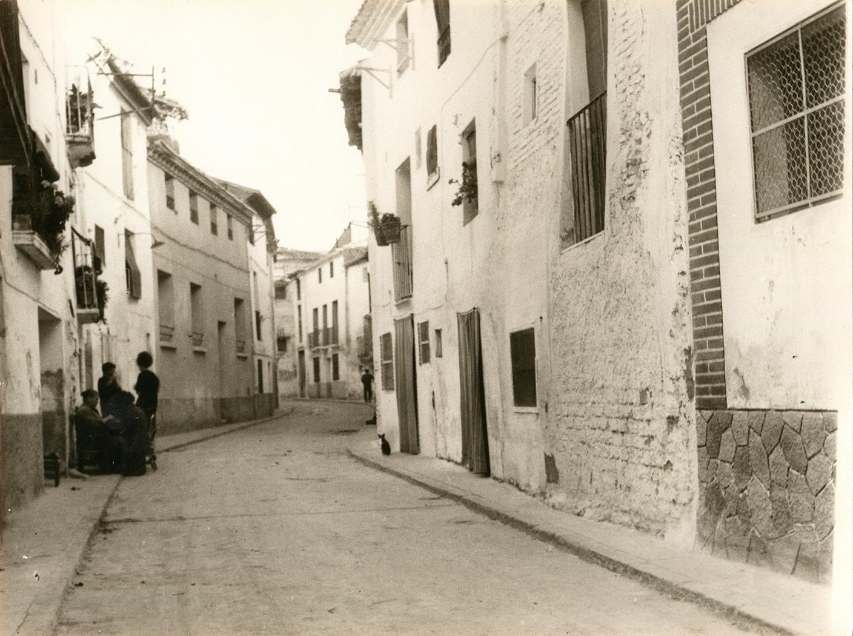 Imagen de Larraz en calle Ramón y Cajal en Pedrola
