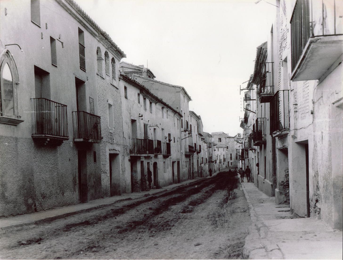 Imagen de Larraz en calle Barrio nuevo en Pedrola