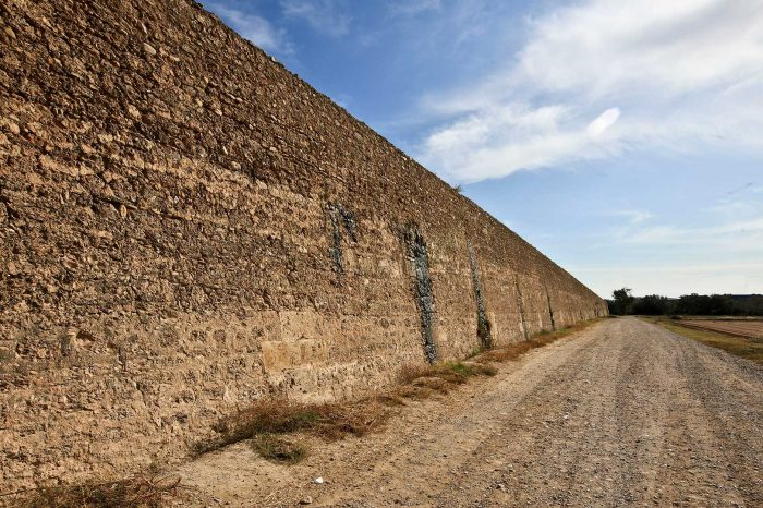 Vista de las Murallas de Grisén