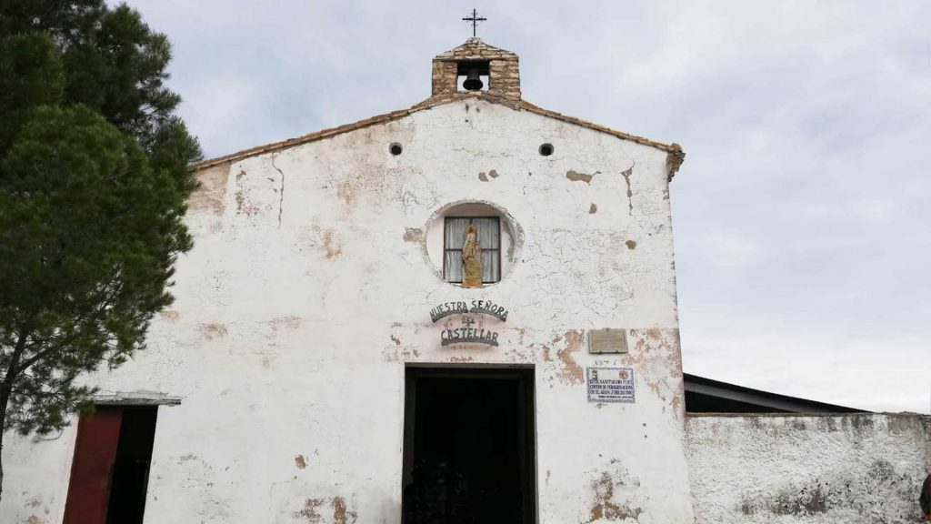 ermita virgen del Castellar