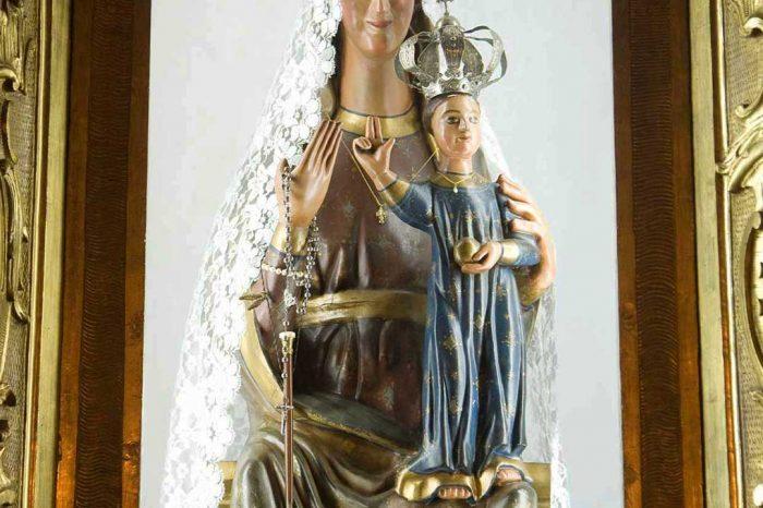 Virgen del Castellar Torres de Berrellén